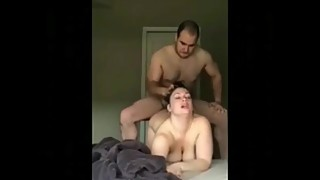 My busty wife cheating on me with my best friend