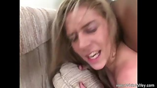 Wife Cuckolds Hubby With BBC