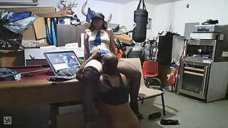 Hotwife Garage BBC