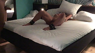 Slut Wife gets anal, deepthroat and spanking. orgasm