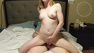 Hotwife teasingvixen having sex with friend while I watch