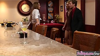 Twistys - Paying Under The Table - Michael Vegas,Kirsten Lee