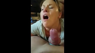 Husband shares his sexy wife with BBC