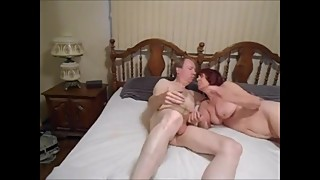 Hubby Recording His Wife Making Sex with Another Man