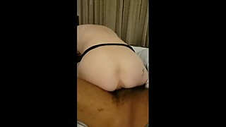 Church wife turned to BBC slut