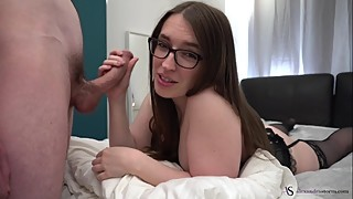 Size Queen Wife Cuckolds You Bareback Creampie (Full Vid on Modelhub)