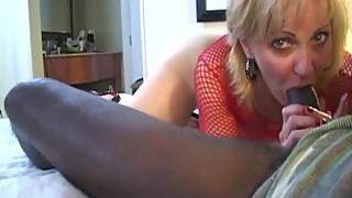 Strangers Ejaculate In My Wife - PANTYHOSE FETISH - PREVIEW