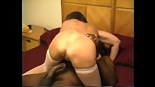 cuckold_s wife FROM SEXDATEMILF.COM gets africanized with black seed