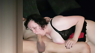 Nadja loves this fat foreign cock