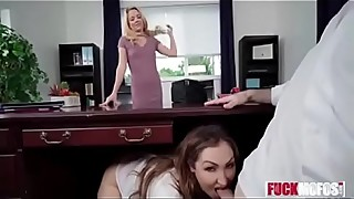 Riley Star, Yasmin Scott In Boss Shares Wife With Hot Secretary
