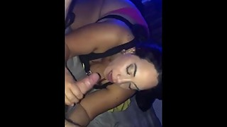 Latina wife getting shared