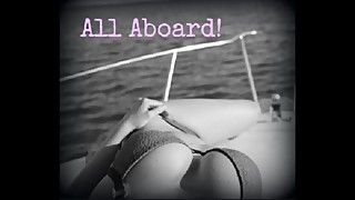 All Aboard - Hot Wife Erotic Audio - Lush in Lace