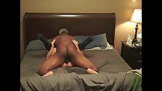 BBC fucks a hot wife in boots