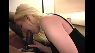 Cheating wife have the best sex in life with black lover