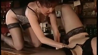 Gangbang Archive Vintage orgy from the 90s