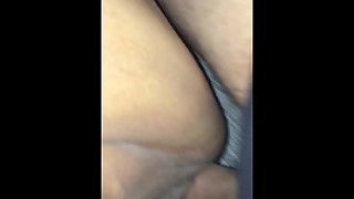 Cheating on my wife, Cumming inside my assistants fluffy & creamy pussy