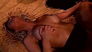 Interracial 3some For Blonde Swinger Wife