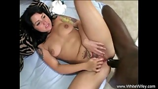 White Wife Fantasy With BBC