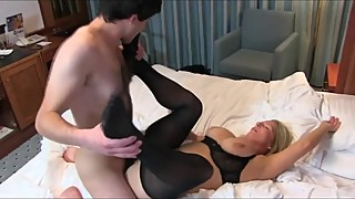 German Hotel Slut Wife