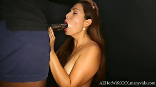 Wife gets 7 oral creampies