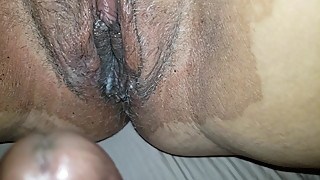 DaCaptainAndMimosa In POKE HER PUSSY UNTIL SHE CREAM & CUMS