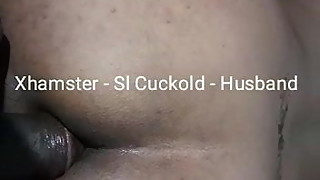Cuckold-husband with Wife