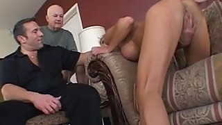 Lucky dick finds a hot pussy to bang