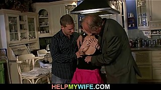 He fucks old man'_s young wife