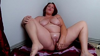 Creamy Pussy MILF, Squirting Cunt, Cheating Wife