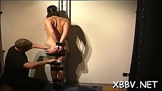 Wife non-professional bdsm tit punishment