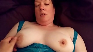 Chubby cheating wife fucked