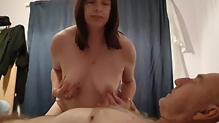 Fun with the slut wife