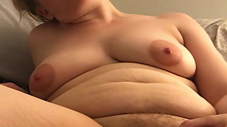 Wifey playing with herself