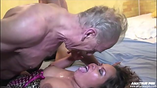 Veterans Cum  Grandpa likes too