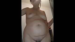 Piss on me slut wife