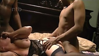 blonde mature wife threesome