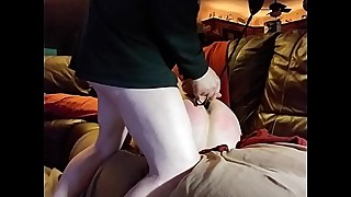 Slutty wife needs bound and spanked