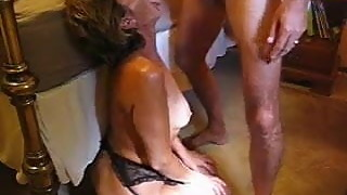 Sex with cheating wife