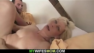 Wife leaves and mom-in-law seduces him