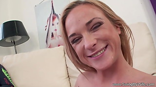 Husband Watching Wifey Cheat